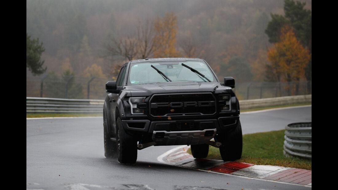 Ford F-150 Raptor - Nordschleife - Nürburgring - Pickup