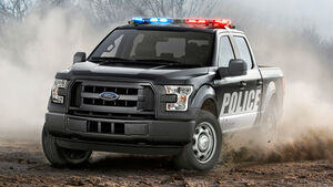Ford F-150 Special Service Vehicle Polizei-Pickup