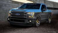 Ford F 150 Tuning SEMA 2015