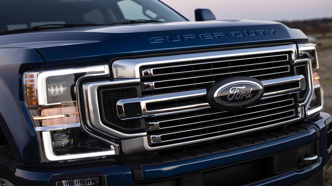 Ford F 250 Super Duty 2022
