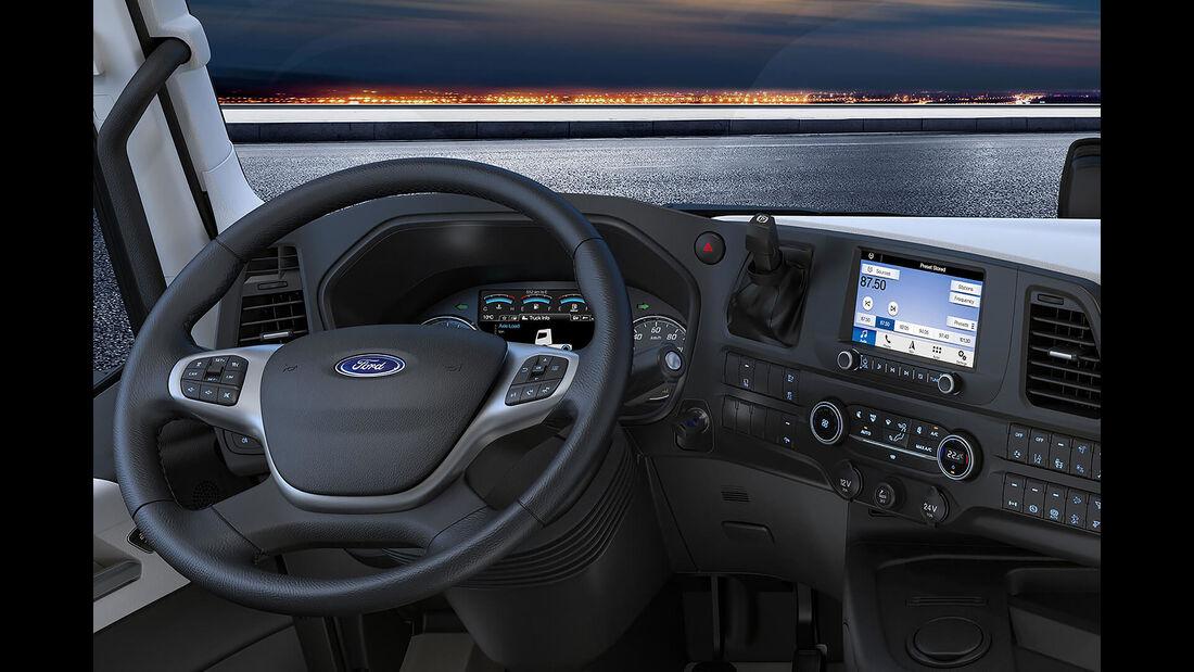 Ford F-Max Truck Lkw