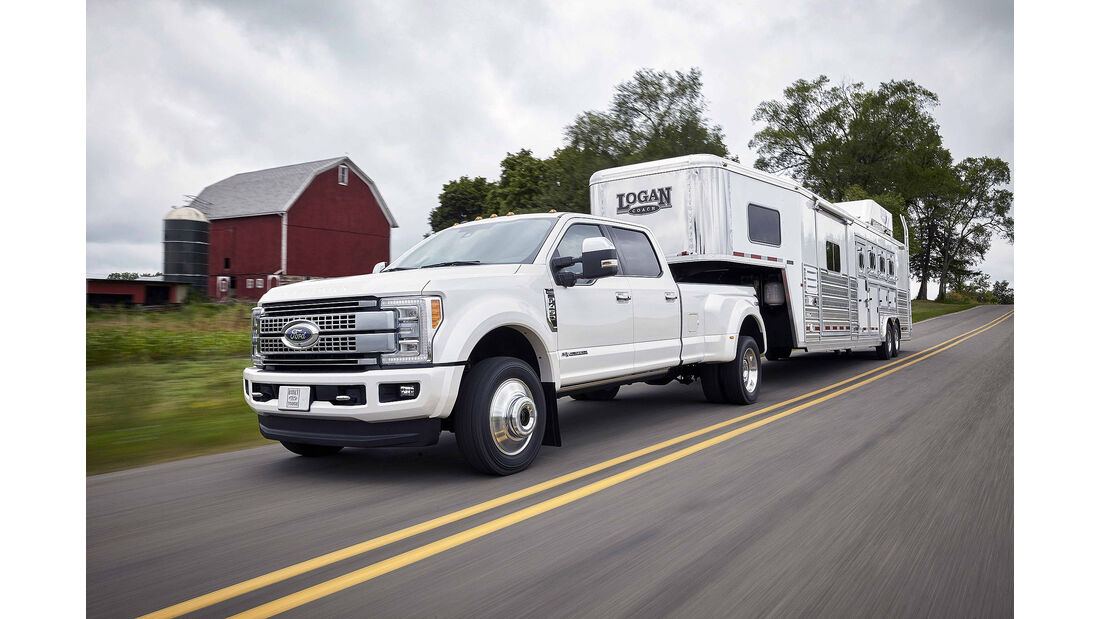 Ford F-Series Super Duty 2017