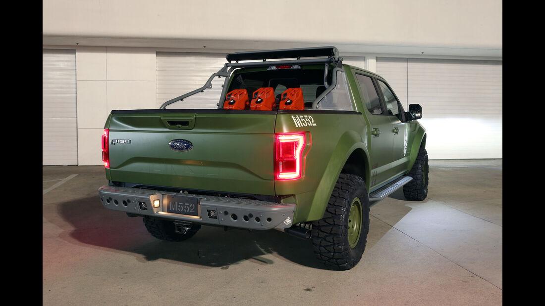 Ford F150  Halo Sandcat