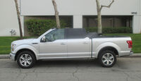 Ford F150 Pickup Cabrio von Newport Convertible Engineering