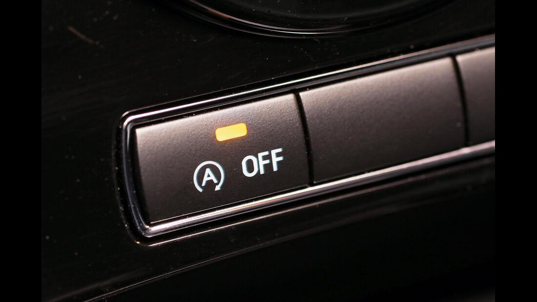 Ford Fiesta 1.0 Ecoboost, Anzeigeinstrument