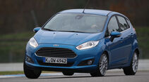 Ford Fiesta 1.0 Ecoboost, Frontansicht