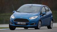 Ford Fiesta 1.0 Ecoboost, Frontansicht