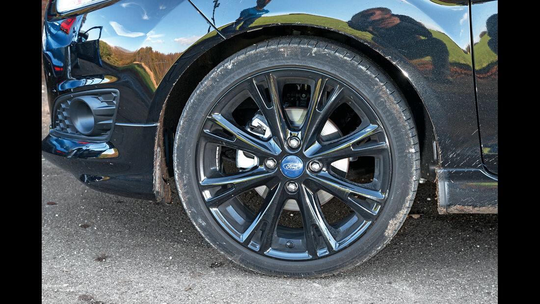 Ford Fiesta 1.0 Ecoboost Sport, Rad, Felge