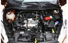Ford Fiesta 1.0 Ecoboost Start-Stopp Titanium, Motor