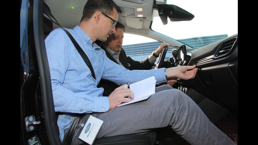 Ford Fiesta 1.0 Ecoboost Titanium Mitfahrt Piakowski