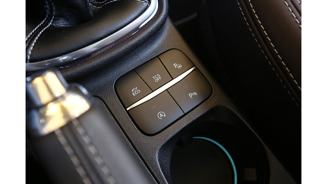Ford Fiesta 1.0 Ecoboost Vignale, Interieur