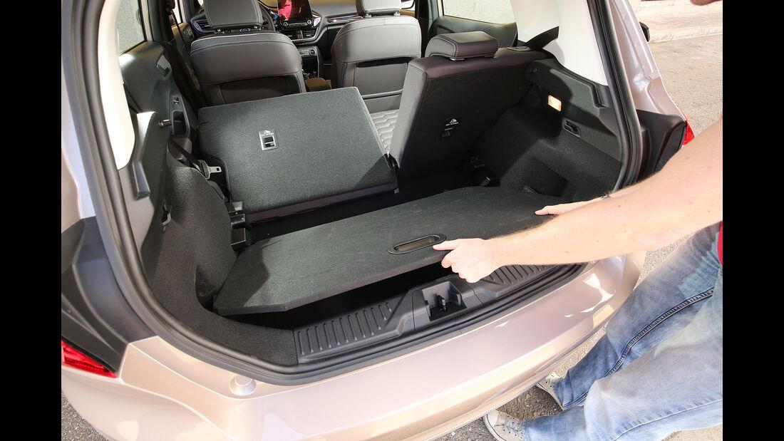 Ford Fiesta 1.0 Ecoboost Vignale, Kofferraum
