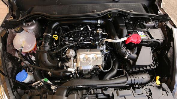 Ford Fiesta 1.0 Ecoboost Vignale, Motor