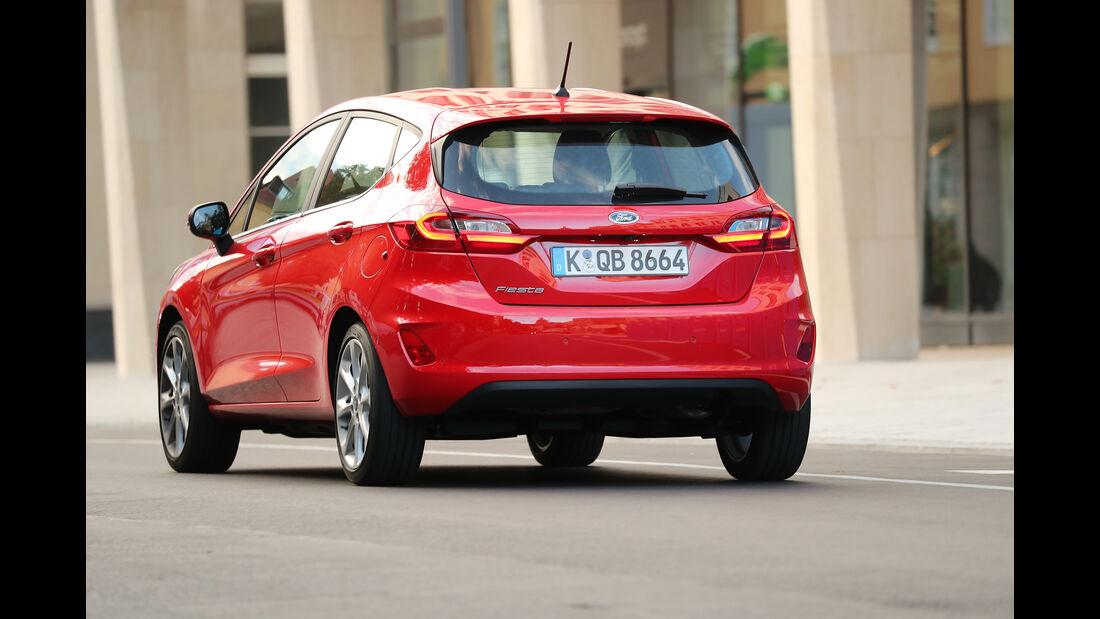 Ford Fiesta 1.0 Ecoboost, exterieur