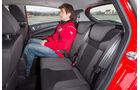 Ford Fiesta 1.0 Powershift Trend, Fondsitz, Beinfreiheit