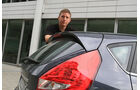 Ford Fiesta 1.4, Jens Dralle, Heck, Spoiler