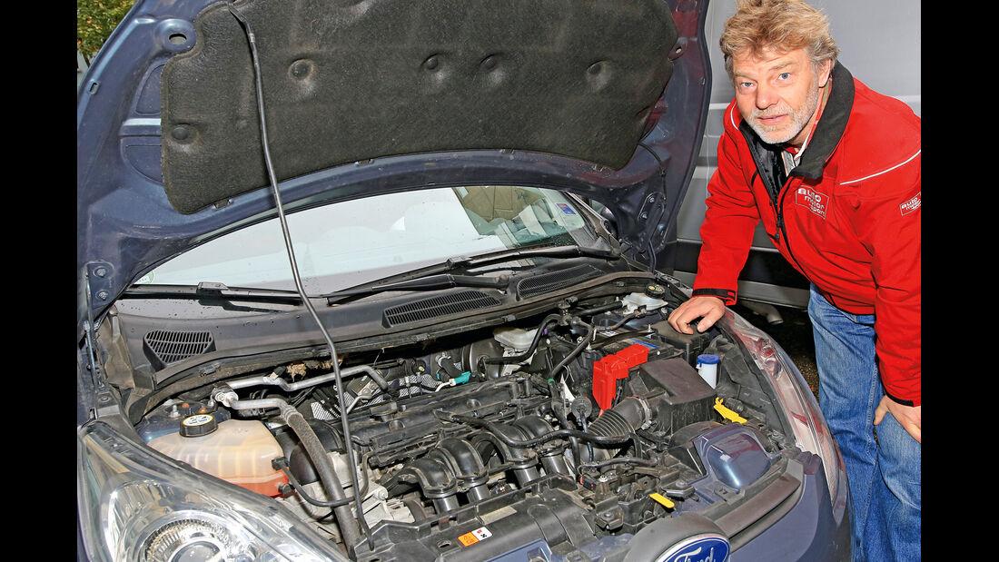 Ford Fiesta 1.4, Joachim Deleker