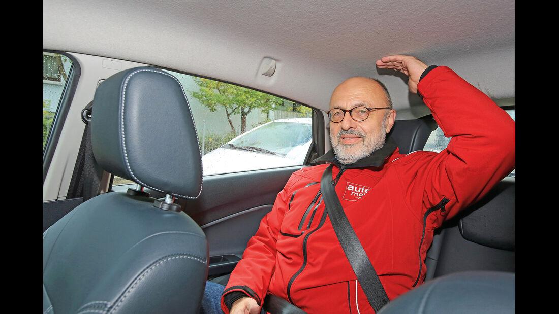 Ford Fiesta 1.4, Klaus-Ulrich Blumenstock