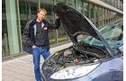 Ford Fiesta 1.4., Michael von Maydell, Motor