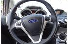 Ford Fiesta 1.4 im Innenraum-Check, Lenkrad