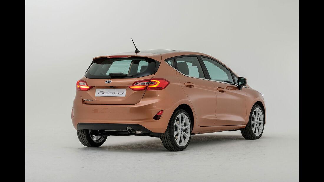 Ford Fiesta (2017)