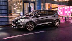 Ford Fiesta 48V MHEV BISG (2020)