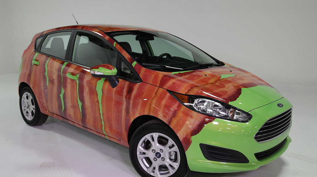 Ford Fiesta Bacon Day