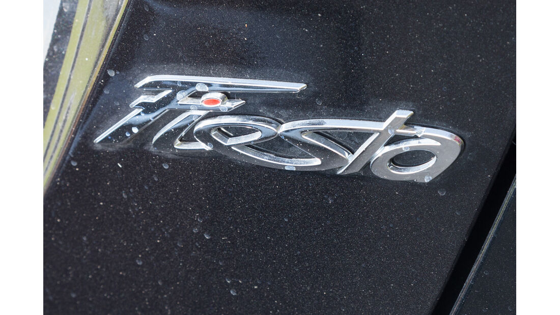 Ford Fiesta Black Edition, Typenbezeichnung