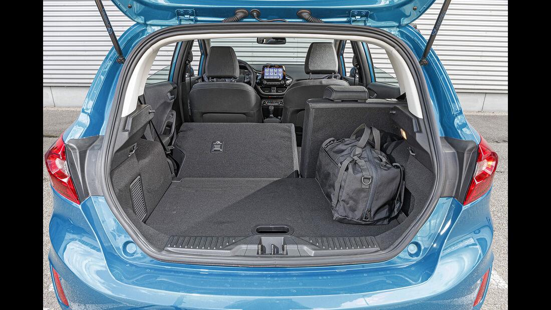 Ford Fiesta, Interieur