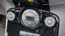 Ford Fiesta, Klima, Temperaturregler