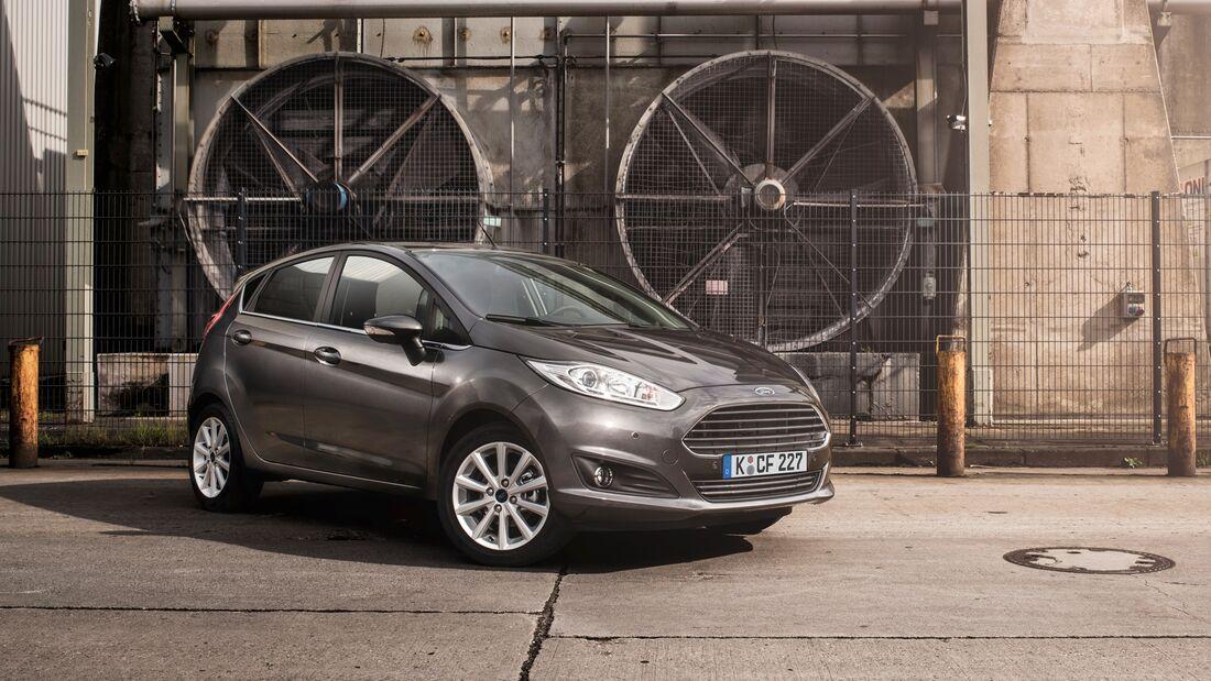 Ford Fiesta Mk7 2013