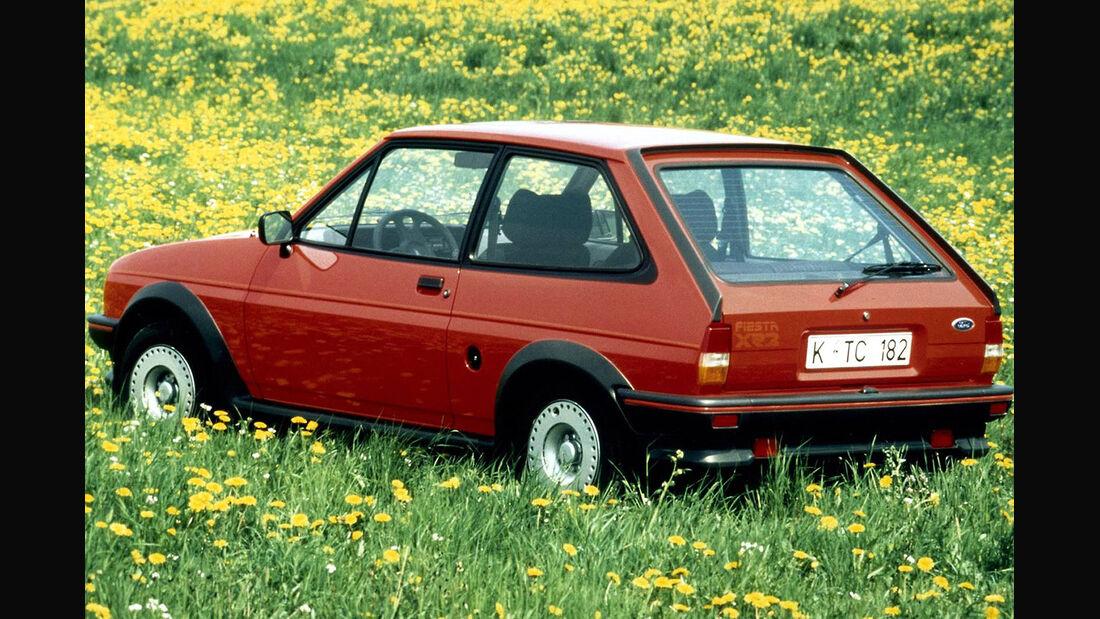 Ford Fiesta MkI