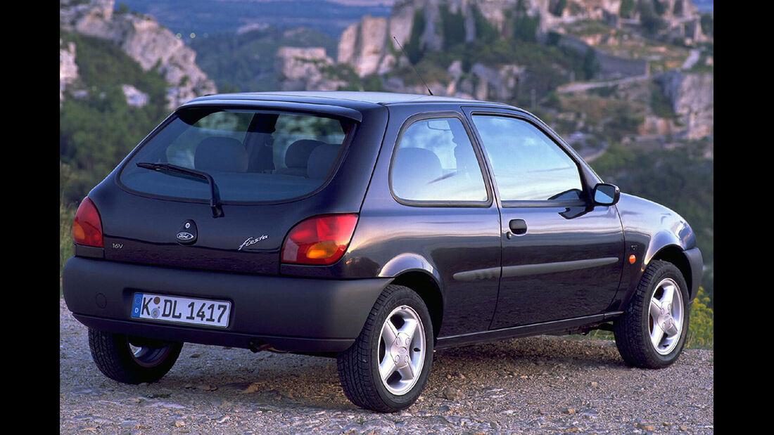Ford Fiesta MkIII