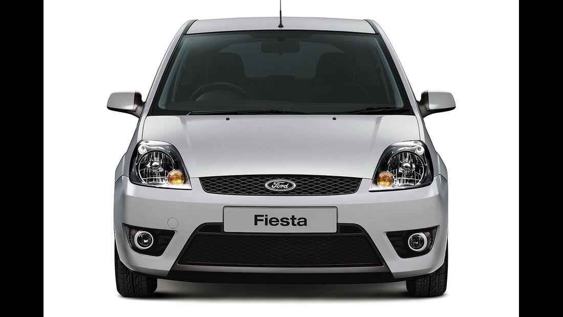 Ford Fiesta MkIV