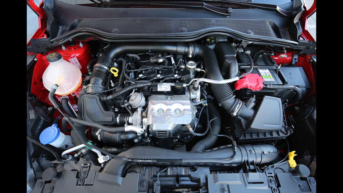Ford Fiesta, Motor