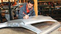Ford Fiesta, Produktion, Blechteil, Arbeiter