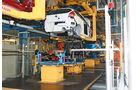 Ford Fiesta, Produktion, Karosserie, Fahrgestell, Hochzeit