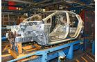 Ford Fiesta, Produktion, Karosserie