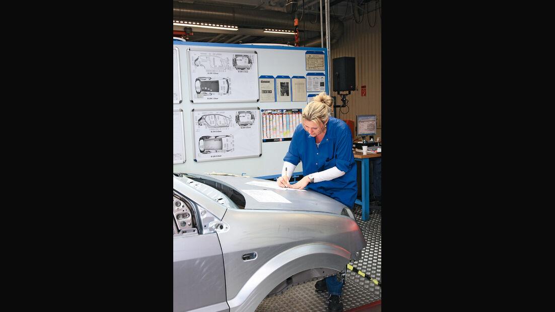 Ford Fiesta, Produktion, Qualitätskontrolle