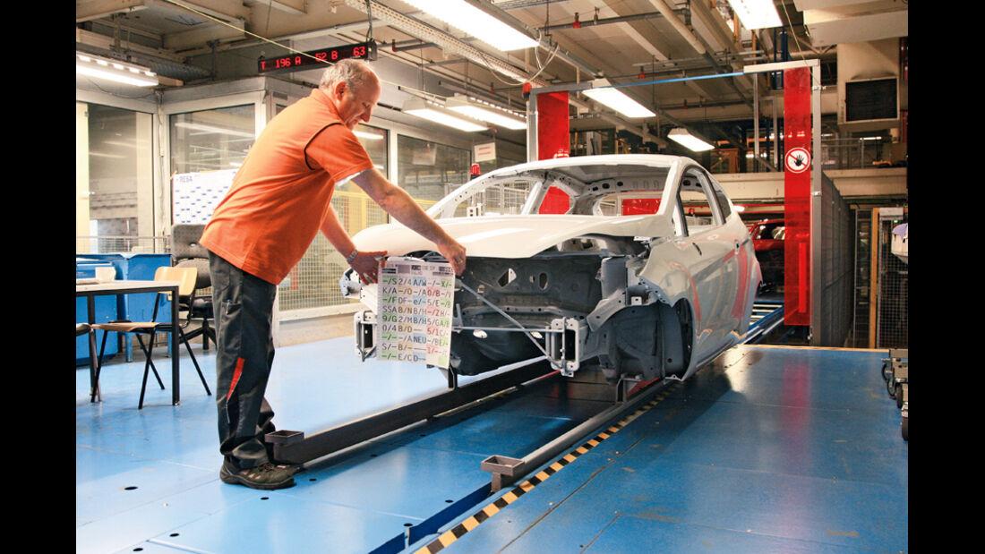 Ford Fiesta, Produktion, Wunschzettel, Ausstattung