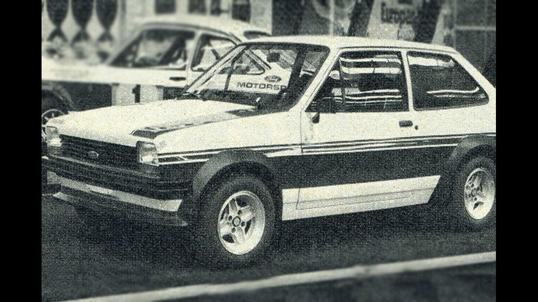 Ford, Fiesta RS, IAA 1977