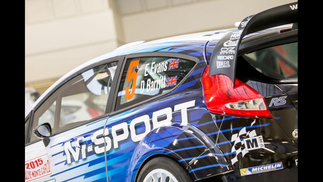 Ford Fiesta RS WRC 2015
