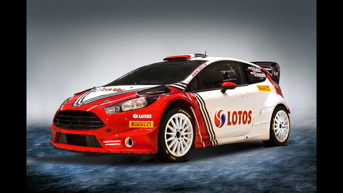 Ford Fiesta RS WRC 2016
