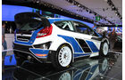 Ford Fiesta RS WRC Paris 2010