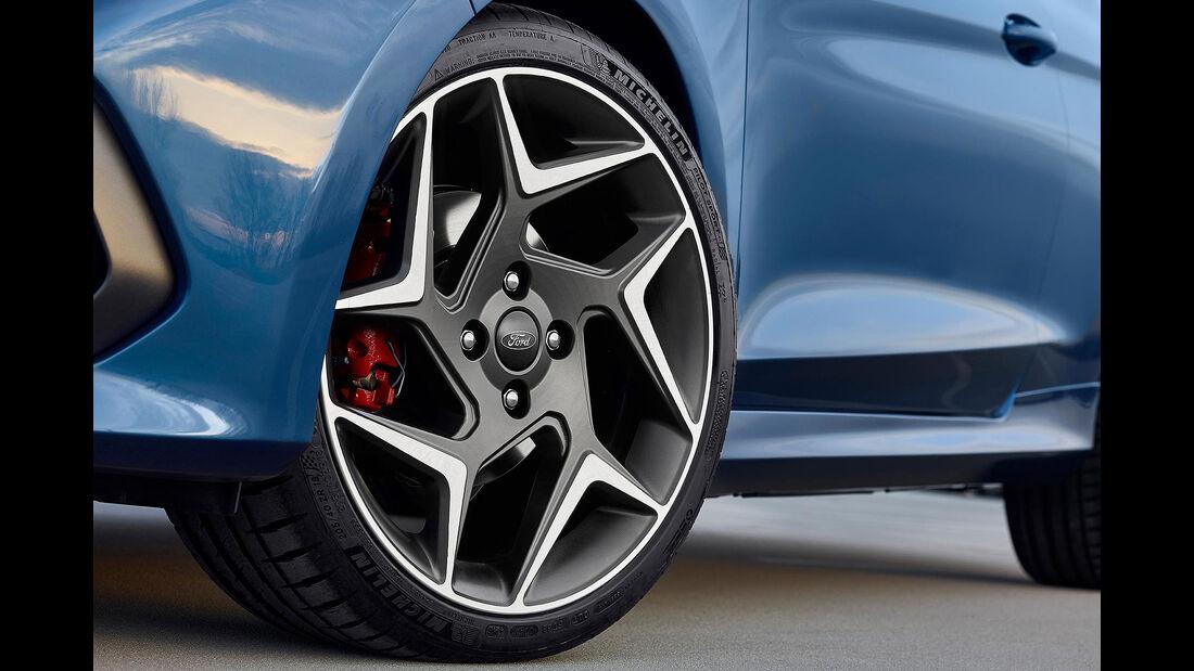 Ford Fiesta ST (2017) Dreitürer
