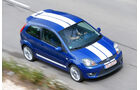 Ford Fiesta ST, Draufsicht