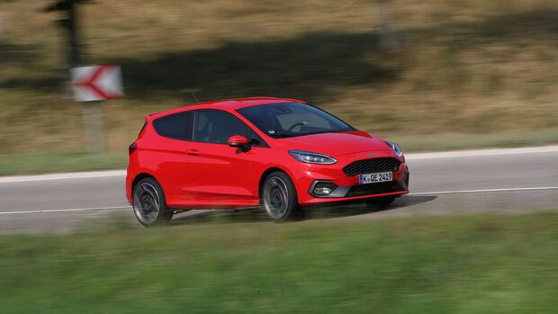 Ford Fiesta ST, Exterieur