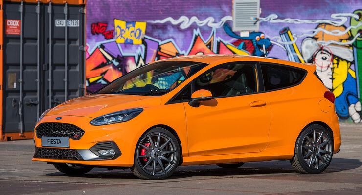 Ford Fiesta St Ford Performance Edition Nur Fur Uk Auto Motor Und