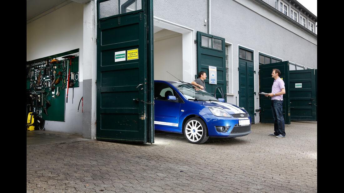 Ford Fiesta ST, Gebrauchtwagen, sport auto 09/2014