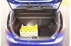 Ford Fiesta ST, Kofferraum